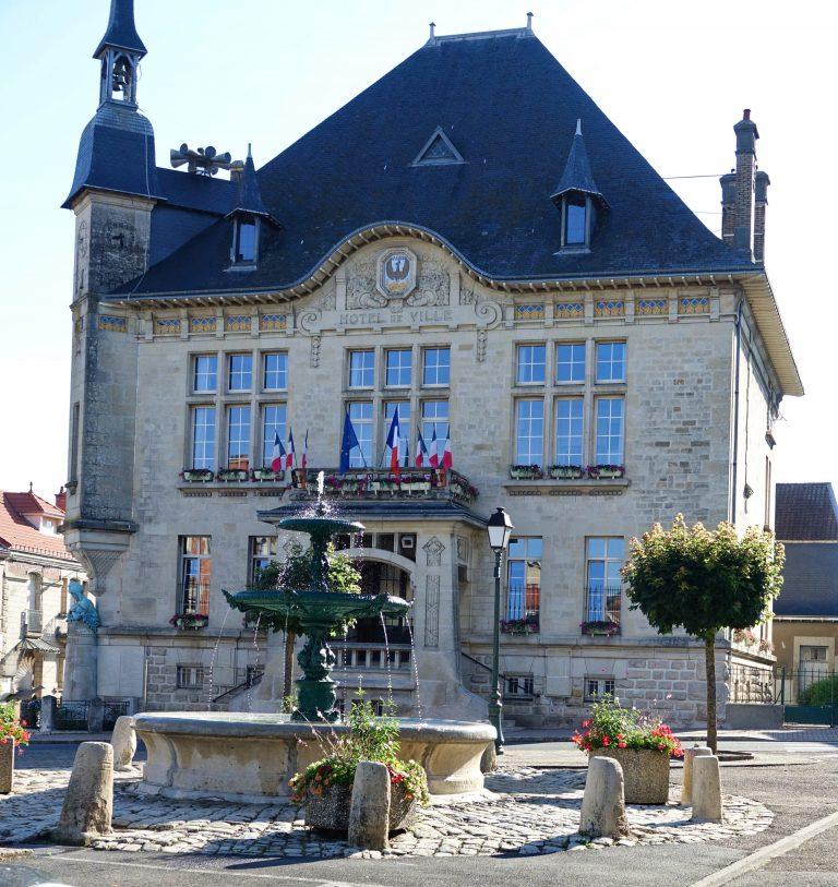 Mairie Sermaize-les-Bains